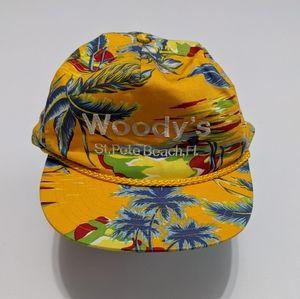 80s St. Pete Beach Florida Trucker Hat